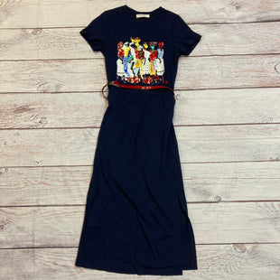 Primary Photo - BRAND: BLUE SKYSTYLE: DRESS SHORT SHORT SLEEVE COLOR: NAVY SIZE: S SKU: 257-25748-5395