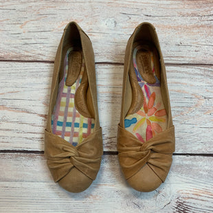 Primary Photo - BRAND: BORN STYLE: SHOES FLATS COLOR: TAN SIZE: 7.5 SKU: 217-217144-9246