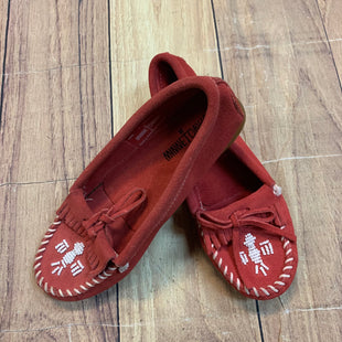 Primary Photo - BRAND: MINNETONKA STYLE: SHOES FLATS COLOR: PINK SIZE: 7 SKU: 217-217155-4626