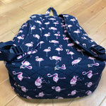 Photo #1 - BRAND: VERA BRADLEY <BR>STYLE: HANDBAG <BR>COLOR: NAVY <BR>SIZE: LARGE <BR>OTHER INFO: BACKPACK <BR>SKU: 217-217182-2018