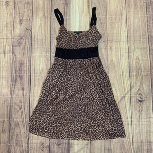 Primary Photo - BRAND:    CLOTHES MENTOR STYLE: DRESS SHORT SLEEVELESS COLOR: LEOPARD PRINT SIZE: S OTHER INFO: WESTONWER - SKU: 217-217144-9433