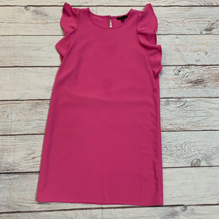Primary Photo - BRAND: BANANA REPUBLIC O STYLE: DRESS SHORT SHORT SLEEVE COLOR: PINK SIZE: S SKU: 217-217104-16950