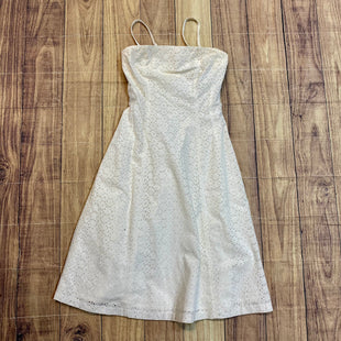 Primary Photo - BRAND: EXPRESS STYLE: DRESS SHORT SLEEVELESS COLOR: WHITE SIZE: S SKU: 217-217182-8099