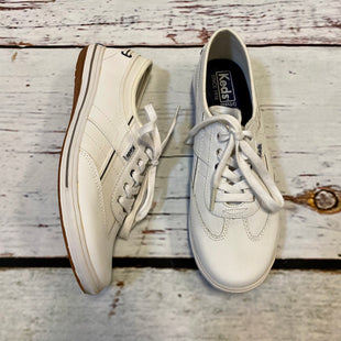 Primary Photo - BRAND: KEDS STYLE: SHOES ATHLETIC COLOR: WHITE SIZE: 7 SKU: 217-217167-1941
