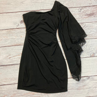 Primary Photo - BRAND: RUBY ROXSTYLE: DRESS SHORT LONG SLEEVE COLOR: BLACK SIZE: M SKU: 217-217155-248