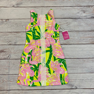 Primary Photo - BRAND: LILLY PULITZER STYLE: DRESS SHORT SLEEVELESS COLOR: FLORAL SIZE: S SKU: 217-217182-9248