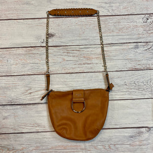 Primary Photo - BRAND: GUESS STYLE: HANDBAG COLOR: BROWN SIZE: MEDIUM SKU: 217-217182-8577