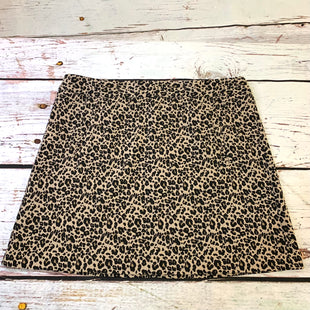 Primary Photo - BRAND: ANN TAYLOR LOFT STYLE: SKIRT COLOR: ANIMAL PRINT SIZE: 18 OTHER INFO: NEW! SKU: 217-217104-37491