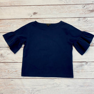 Primary Photo - BRAND: J CREW STYLE: TOP SHORT SLEEVE COLOR: NAVY SIZE: S SKU: 217-217104-31541