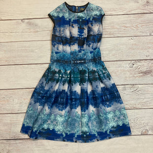 Primary Photo - BRAND:    MELONIESTYLE: DRESS SHORT SLEEVELESS COLOR: BLUE WHITE SIZE: S OTHER INFO: MELONIE - SKU: 217-217182-8202