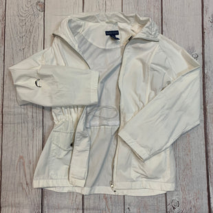 Primary Photo - BRAND: KAREN SCOTT STYLE: JACKET LEATHER COLOR: WHITE SIZE: S SKU: 217-217182-2330