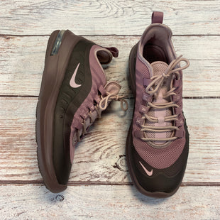 Primary Photo - BRAND: NIKE STYLE: SHOES ATHLETIC COLOR: PLUM SIZE: 9 OTHER INFO: AIR MAX AXIS DIFFUSED TAUPE SKU: 217-217182-10217