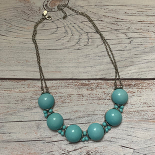 Primary Photo - BRAND: CHARMING CHARLIE STYLE: NECKLACE COLOR: BLUE SKU: 217-217104-36195