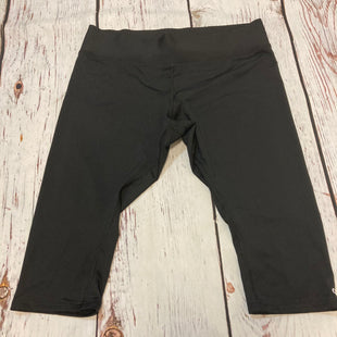 Primary Photo - BRAND: CHAMPION STYLE: ATHLETIC CAPRIS COLOR: BLACK SIZE: 3X SKU: 217-217196-584