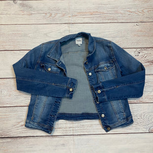 Primary Photo - BRAND: KENSIE STYLE: JACKET OUTDOOR COLOR: DENIM SIZE: M SKU: 217-217182-6500