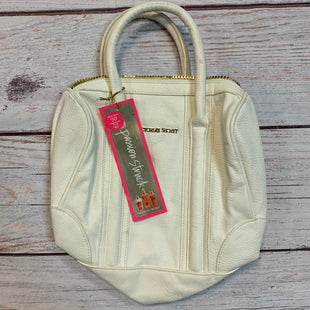 Primary Photo - BRAND: VICTORIAS SECRET STYLE: HANDBAG COLOR: WHITE SIZE: SMALL SKU: 217-217153-7305