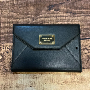 Primary Photo - BRAND: MICHAEL KORS STYLE: CLUTCHCOLOR: BLACK OTHER INFO: IPAD MINI CLUTCH SKU: 217-217182-4312