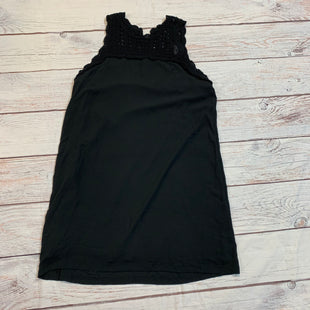 Primary Photo - BRAND: ANN TAYLOR STYLE: DRESS LONG SLEEVELESS COLOR: BLACK SIZE: L OTHER INFO: NEW! SKU: 217-217153-7540