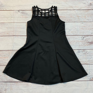 Primary Photo - BRAND: POOF STYLE: DRESS SHORT SLEEVELESS COLOR: BLACK SIZE: L SKU: 217-217173-464