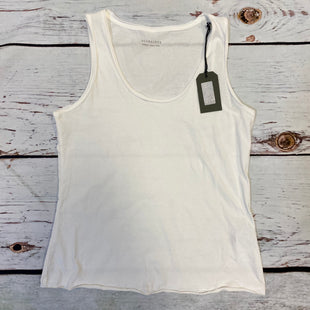 Primary Photo - BRAND: ALL SAINTS STYLE: TOP SLEEVELESS BASIC COLOR: WHITE SIZE: M OTHER INFO: NEW! SKU: 217-217182-9779