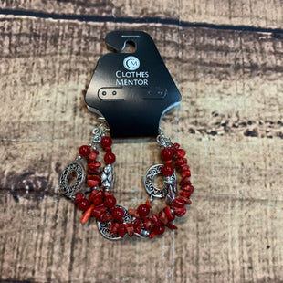 Primary Photo - BRAND:    STYLE: BRACELET COLOR: RED SKU: 217-217182-5598
