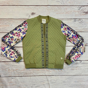 Primary Photo - BRAND: BILLABONG STYLE: JACKET OUTDOOR COLOR: OLIVE SIZE: S SKU: 217-217153-7894