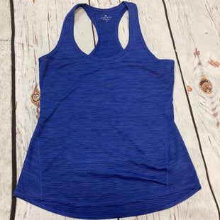 Primary Photo - BRAND: ATHLETA STYLE: ATHLETIC TANK TOP COLOR: BLUE SIZE: S SKU: 217-217104-38982