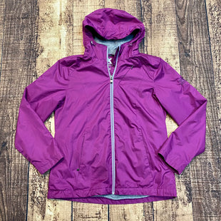 Primary Photo - BRAND: ZERO XPOSURE STYLE: JACKET OUTDOOR COLOR: PURPLE SIZE: M SKU: 217-217104-35140