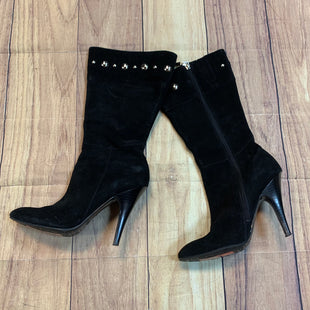 Primary Photo - BRAND: GUESS STYLE: BOOTS KNEE COLOR: BLACK SIZE: 7 OTHER INFO: AS IS SKU: 217-217182-6318