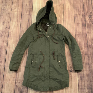 Primary Photo - BRAND: DIVIDED STYLE: COAT SHORT COLOR: GREEN SIZE: XS SKU: 217-217104-35293