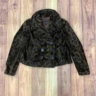 Primary Photo - BRAND: INC STYLE: JACKET OUTDOOR COLOR: ANIMAL PRINT SIZE: S SKU: 217-217155-4257