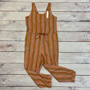 Primary Photo - BRAND: DREWSTYLE: DRESS LONG SLEEVELESS COLOR: STRIPED SIZE: M OTHER INFO: NEW! $266 JUMPSUIT SKU: 217-217104-37590