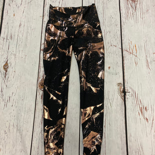 Primary Photo - BRAND: OLD NAVY STYLE: ATHLETIC PANTS COLOR: BLACK SIZE: M OTHER INFO: ROSE GOLD SKU: 217-217155-4926