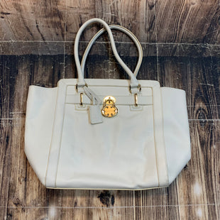 Primary Photo - BRAND:   EMMA FOX STYLE: HANDBAG COLOR: WHITE SIZE: LARGE OTHER INFO: EMMA FOX - SKU: 217-217155-4710