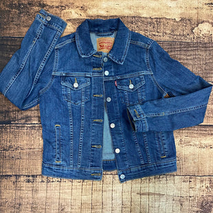 Primary Photo - BRAND: LEVIS STYLE: JACKET OUTDOOR COLOR: DENIM SIZE: M SKU: 217-217182-5670