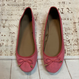 Primary Photo - BRAND: OLD NAVY STYLE: SHOES FLATS COLOR: LIGHT PINK SIZE: 8 SKU: 217-217104-32613