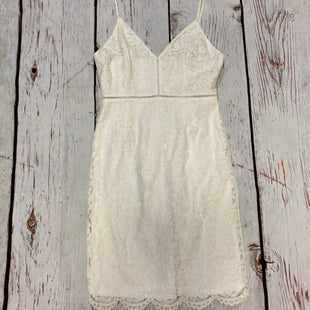 Primary Photo - BRAND: ASTR STYLE: DRESS SHORT SLEEVELESS COLOR: WHITE SIZE: L OTHER INFO: NEW! SKU: 217-217182-8842