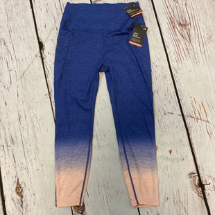 Primary Photo - BRAND: GAPFIT STYLE: ATHLETIC CAPRIS COLOR: BLUE SIZE: M OTHER INFO: NEW! PINK OMBRE SCULPT REVOLUTION SKU: 217-217104-39044