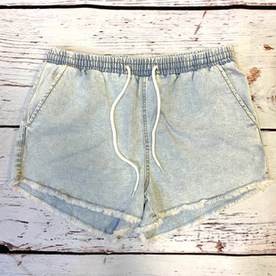Primary Photo - BRAND: WILD FABLE STYLE: SHORTS COLOR: LIGHT BLUE SIZE: M OTHER INFO: NEW! ACID WASH RAW HEM SKU: 217-217104-39253