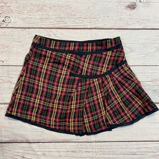 Primary Photo - BRAND: NEIMAN MARCUS STYLE: SKIRT COLOR: PLAID SIZE: 6 SKU: 217-217154-1630