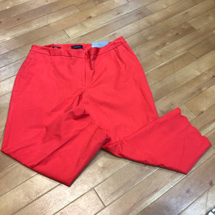 Primary Photo - BRAND: TALBOTS STYLE: CAPRIS COLOR: ORANGE SIZE: 18 OTHER INFO: NEW! $79.99 SKU: 217-217182-2449