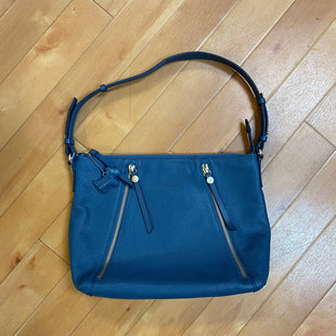 Primary Photo - BRAND: RADLEY LONDONSTYLE: HANDBAG DESIGNER COLOR: BLUE SIZE: MEDIUM OTHER INFO: FOUNTAIN ROAD LEATHER CROSSBODY SKU: 217-217144-7207