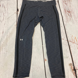 Primary Photo - BRAND: UNDER ARMOUR STYLE: ATHLETIC PANTS COLOR: GREY OTHER INFO: M/L SKU: 217-217104-39331