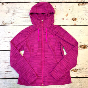 Primary Photo - BRAND: NORTHFACE STYLE: ATHLETIC JACKET COLOR: PURPLE SIZE: M SKU: 217-217193-768