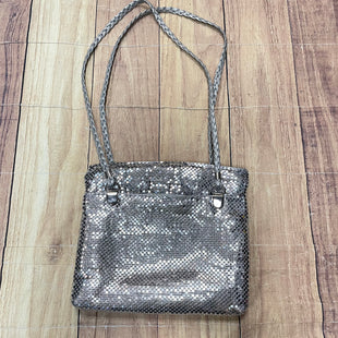 Primary Photo - BRAND:    CLOTHES MENTOR STYLE: HANDBAG COLOR: SILVER SIZE: MEDIUM SKU: 217-217153-7599
