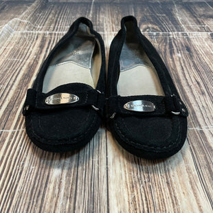 Primary Photo - BRAND: MICHAEL KORS STYLE: SHOES FLATS COLOR: BLACK SIZE: 7 SKU: 217-217182-5925