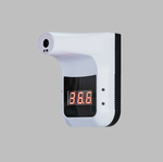 Wall-Mounted IR Contactless Thermometer - London Hygienics