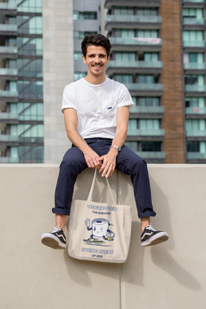 Celebrate your family's survival in style! Eco Tote Bag