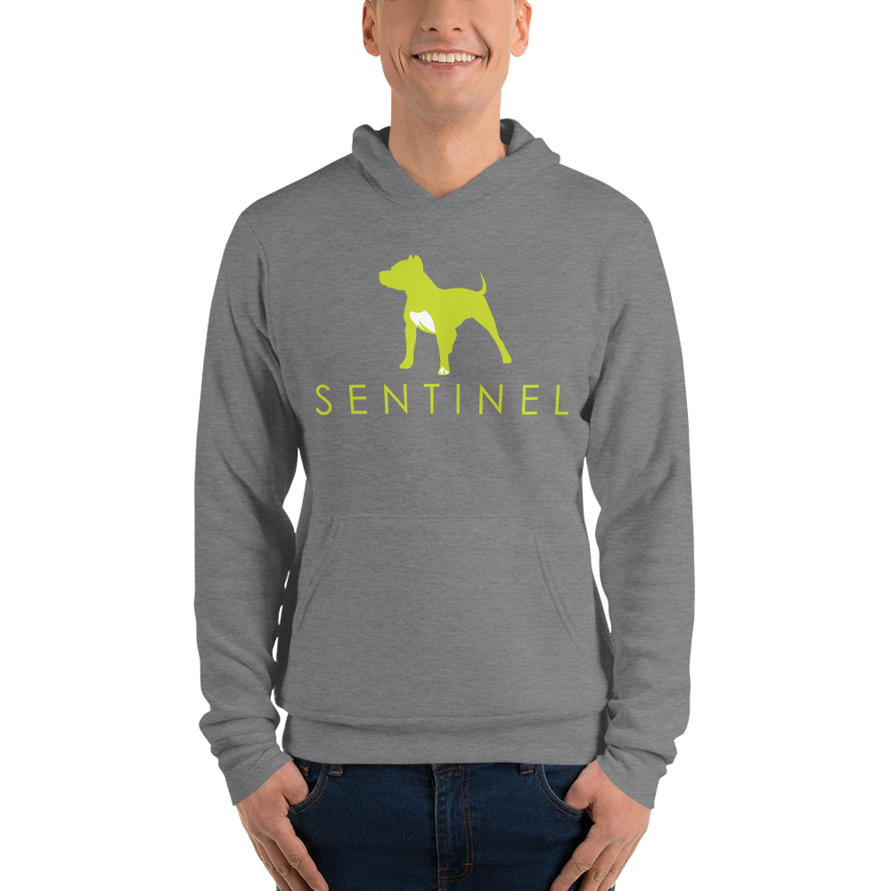 Sentinel hoodie , Dog Lovers Cloths, Dog Rescue T shirt, Pit Bull Clothing, Sentinel Clothing Brand,
