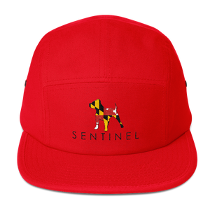 Sentinel MD cap, CAP, Sentinel Cap, Red cap  Dog Lovers Cloths, Dog Rescue T shirt, Pit Bull Clothing, Sentinel Clothing Brand,